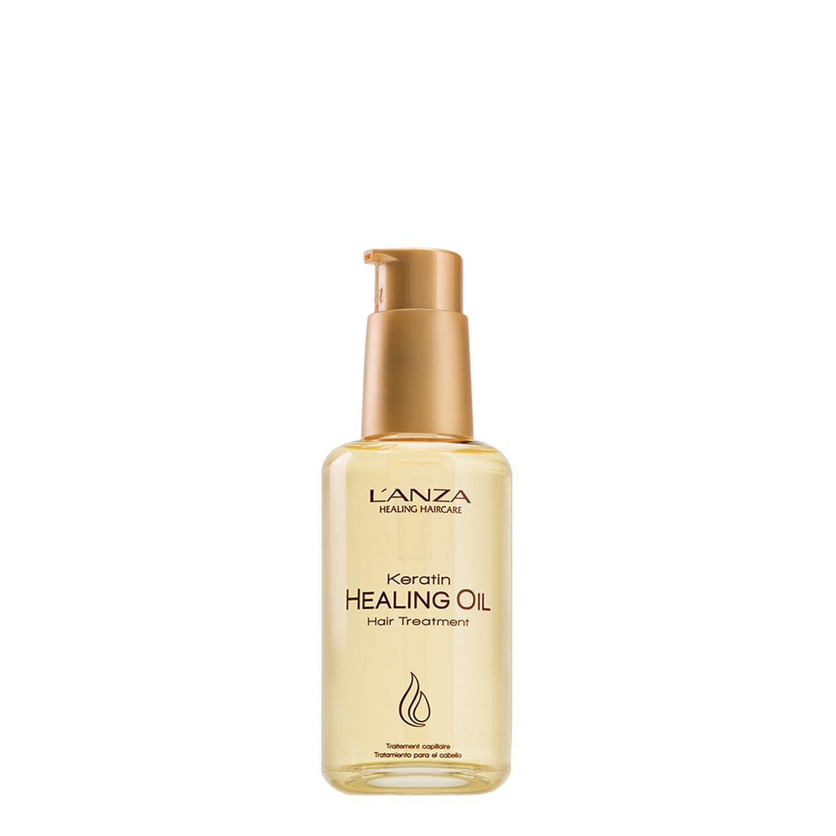 L'anza Keratin Healing Oil Hair Treatment 100 ml