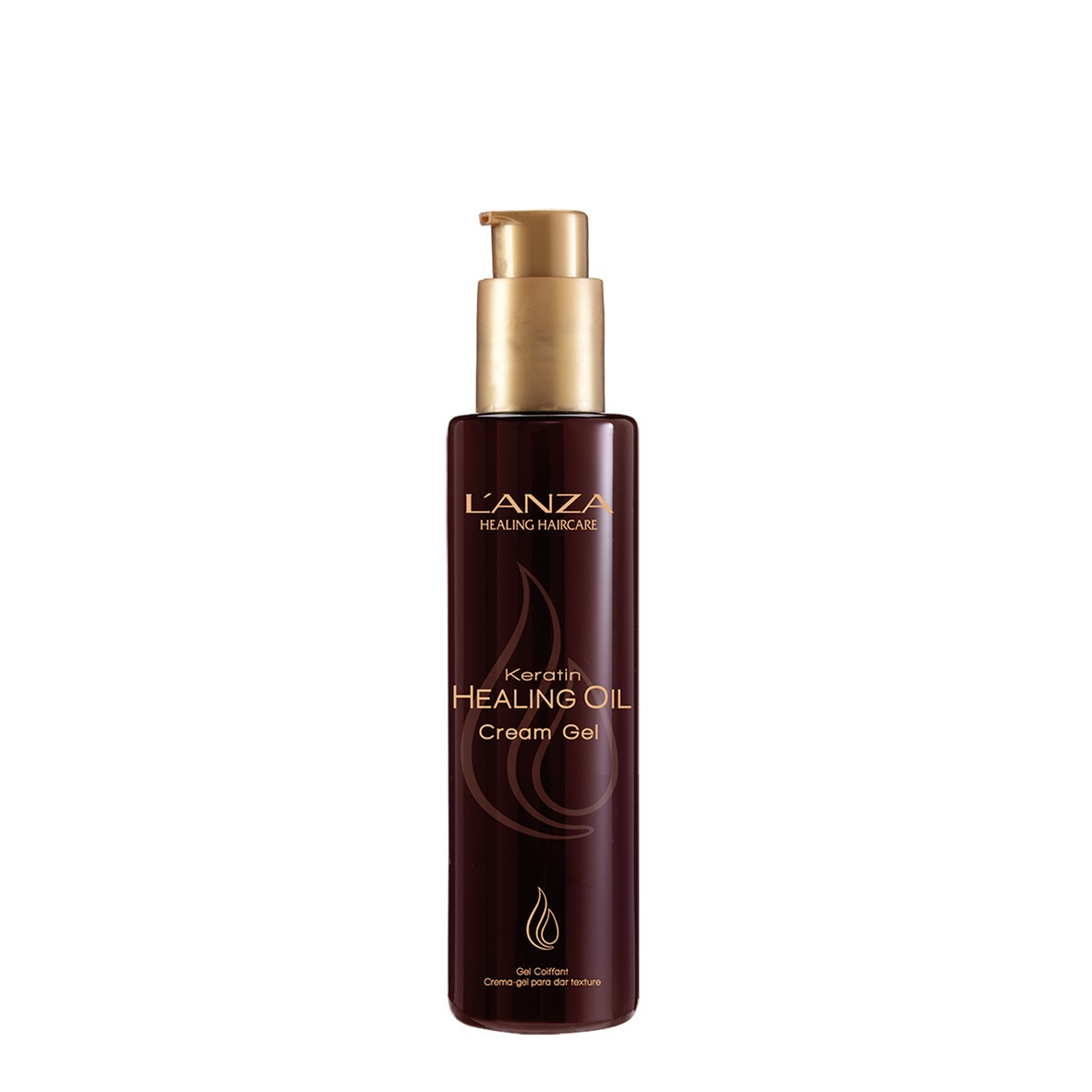 L'anza Keratin Healing Oil Cream Gel 200 ml