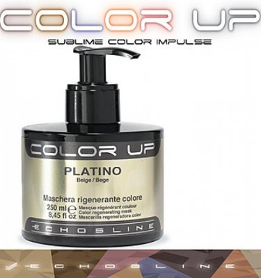 Color Up Platina pigmenttihoitoaine