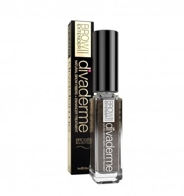 Divaderme Brow Extender - Cappuccino Brown