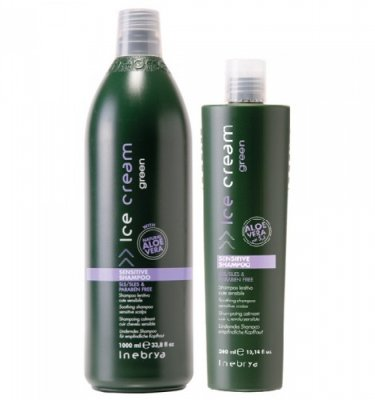 Green Sensitive Shampoo
