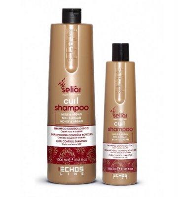 Seliar Argan Curl Shampoo