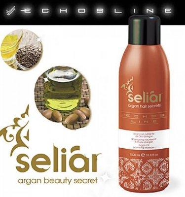 Seliar Argan Nourishing Shampoo