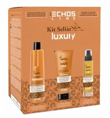 Seliar Luxury Kit hoitopakkaus